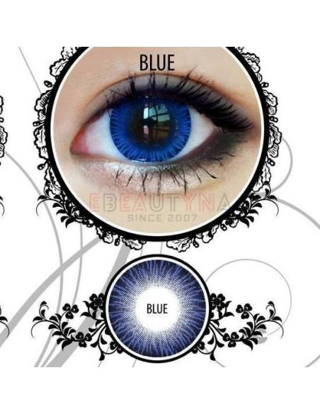 Glamourous Blue