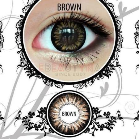 Honoo+ Brown