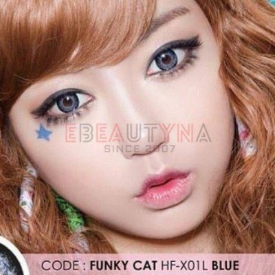 Holicat Funky Cat Blue