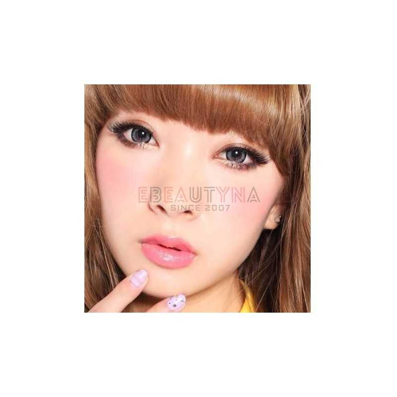 GEO Angel Grey Circle lens